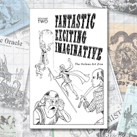 Issue #2 of FANTASTIC, EXCITING, IMAGINATIVE