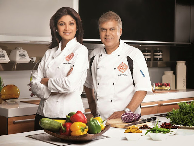 Concept Shoot With Shilpa Shetty Kundra