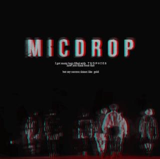 Lirik Lagu BTS - MIC Drop Steve Aoki