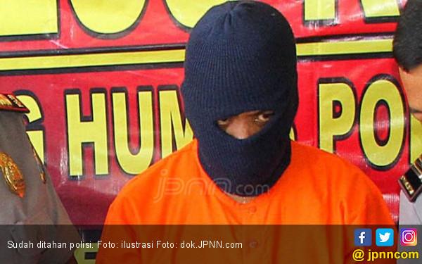 4 Pengeroyok Polisi Ditangkap, 4 Lagi Masih Diburu