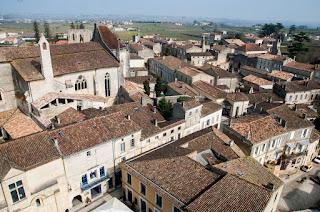 Pueblo de Saint-Emilion