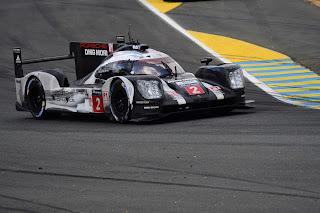 victoire Porsche n°2 24h du Mans 2016