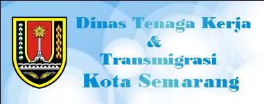 Logo Disnaker Semarang
