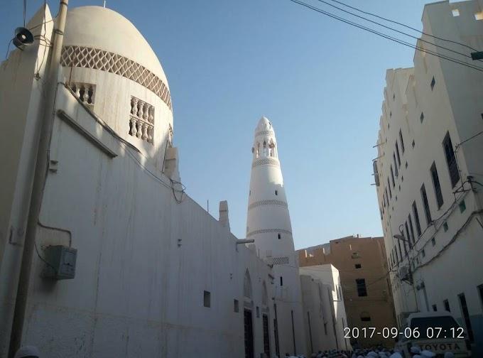Masjid Ba'alawi; Singgahan Favorit Para Wali