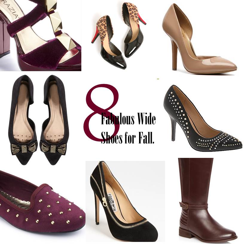 8f5ce154d06 8 Fabulous Wide Width Shoes for Fall - Garnerstyle