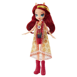 My Little Pony Equestria Girls Legend of Everfree Boho Sunset Shimmer Doll