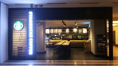 Starbucks KLCC Buy One Free One Voucher