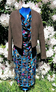 Creates Sew Slow: Vogue 2494 Double Faced Little Brown Jacket