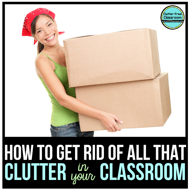 Do you want to make extra money as a teacher and declutter your classroom at the same time? Try these simple classroom organization ideas that will make you a more organized teacher and put more money in your bank account all at the same time!
