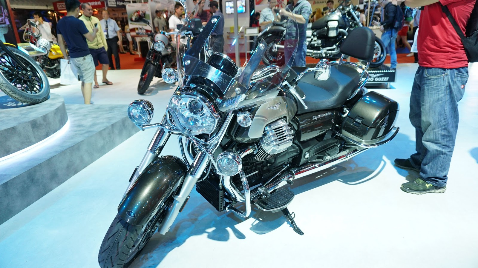 Moto Guzzi California Touring SE