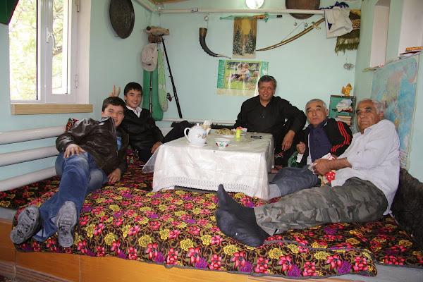 Ouzbékistan, Marghilan, Ferghana, Nabijon, Zafar, © L. Gigout, 2012