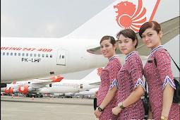 Lowongan Kerja Terbaru Untuk Wanita Lulusan SMA/SMK Pramugari di Lion Air Group Jakarta