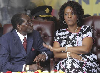 Coup d'Etat au Zimbabwe: Cherchez la femme!