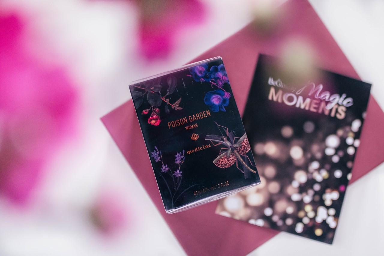 beGLOSSY Magic Moments {przegląd pudełka grudzień 2018}  - Medicine Poison Garden