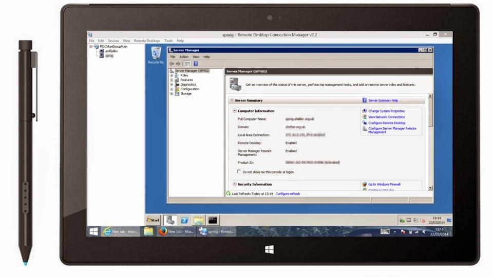code-u-like: Remote Desktop on High DPI screens