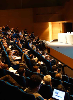 Attend free conferences and seminars
