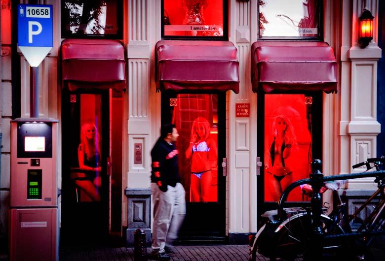 barrio rojo amsterdam prostitutas que es la pros