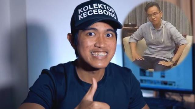 Netizen Nggak Tahan Lihat Isengnya Kaesang Edit Foto Kakaknya Jadi Video Gadis Sampo Sanselik, 'Pecah' Pada Ngakak...