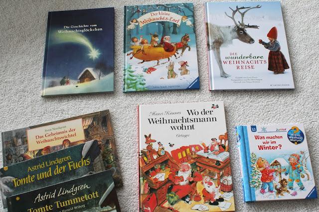 Beste Weihnachtsbücher für Kinder Buchtipps skandinavisch Jules kleines Freudenhaus