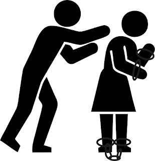 אלימות סוהר נגד עצירה אזוקה – אילוסטרציה