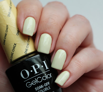 OPI soft shades PASTEL / весна 2016