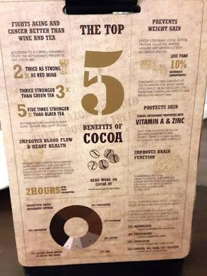 Benefits of Cocoa at Cocoa Colony