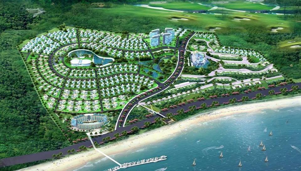 Dự án Monaco Hill Mũi Né Phan Thiết