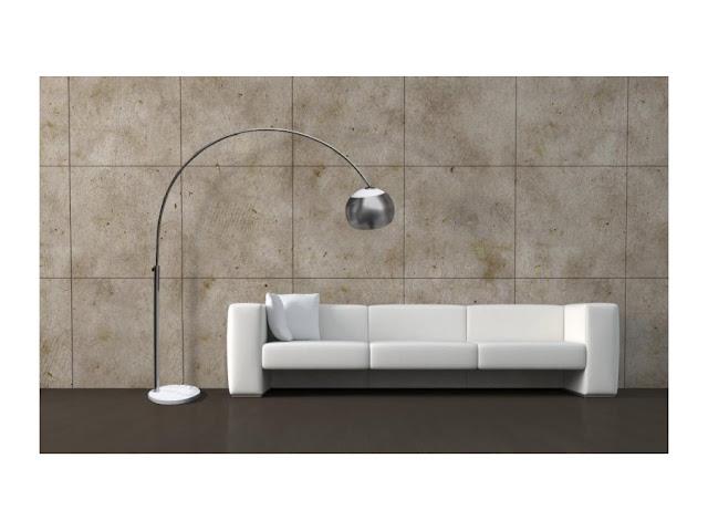 Lampa podłogowa w salonie – satysfakcjonujący wybór