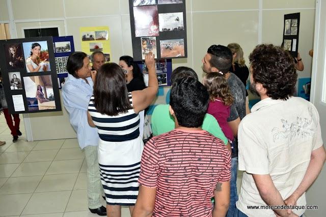 Senai Santa Cruz promove encontro de fotógrafos e exposição de fotografias