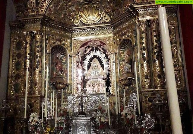 Tijarafe honra a la Virgen de Las Nieves