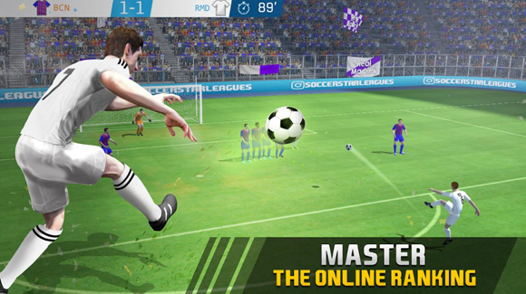 Soccer Star 2018 Top Leagues Apk Mod Unlimited Money Terbaru