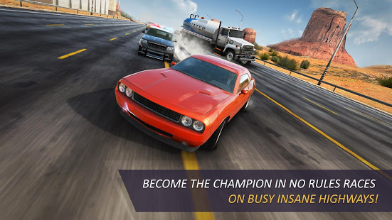Become The Champion in no Rules Races