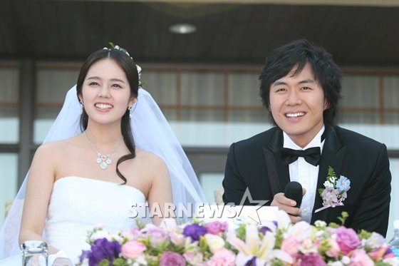Article Exclusive Yun Jung Hoon And Han Ga In Become Pas After 10 Years Of Marriage 6 Months Into Pregnancy