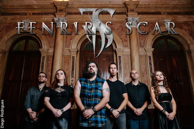 Fenrir's Scar: anunciada a primeira edição do FS Metal Fest