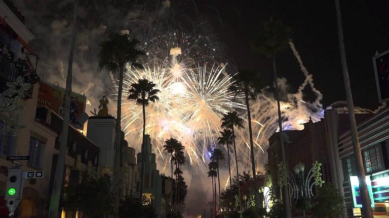 O que fazer no ano-novo em Orlando em 2018: Reveillon no Hollywood Studios na Disney