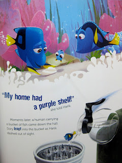 finding dory big golden book