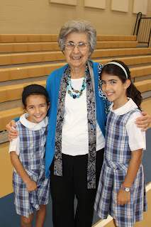 Montgomery Catholic's Holy Spirit Campus Welcomed Grandparents to Campus 2