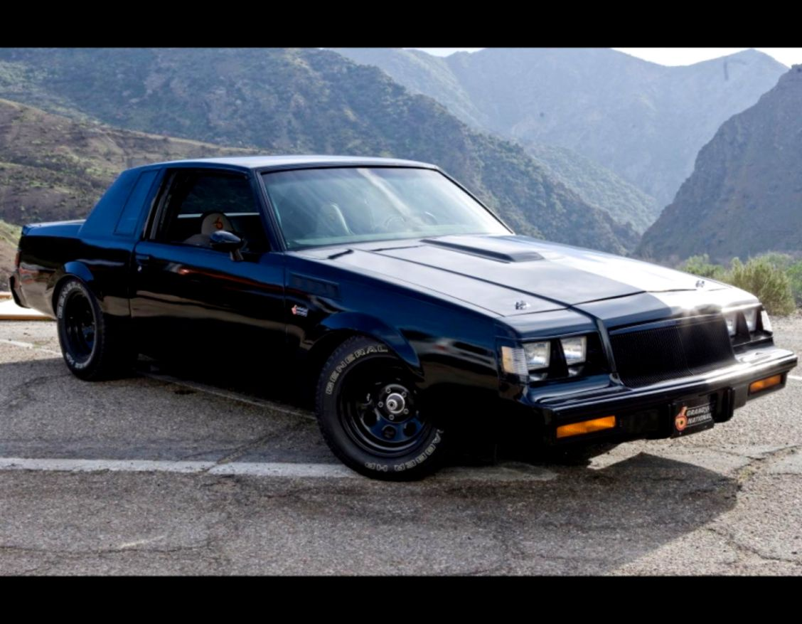 Fast And Furious 4 Buick Grand National Amazing Wallpapers