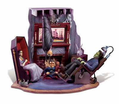 Munsters House Model Kits