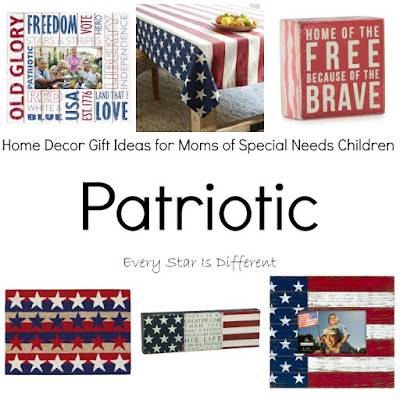 Patriotic decor ideas
