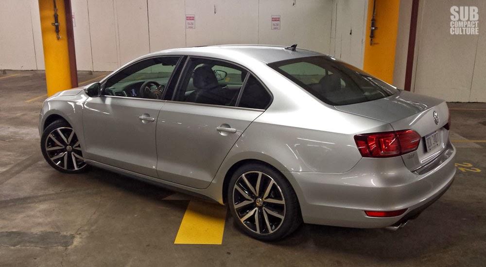 Review: 2014 Volkswagen Jetta GLI Autobahn | Subcompact Culture - The ...