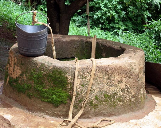 man dies well omu aran kwara state