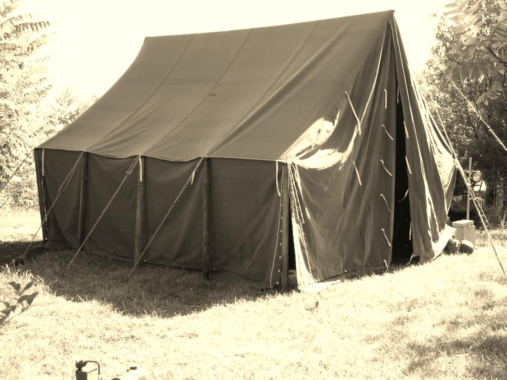 World War One Tents for Sale from Armbruster | Armbruster ...