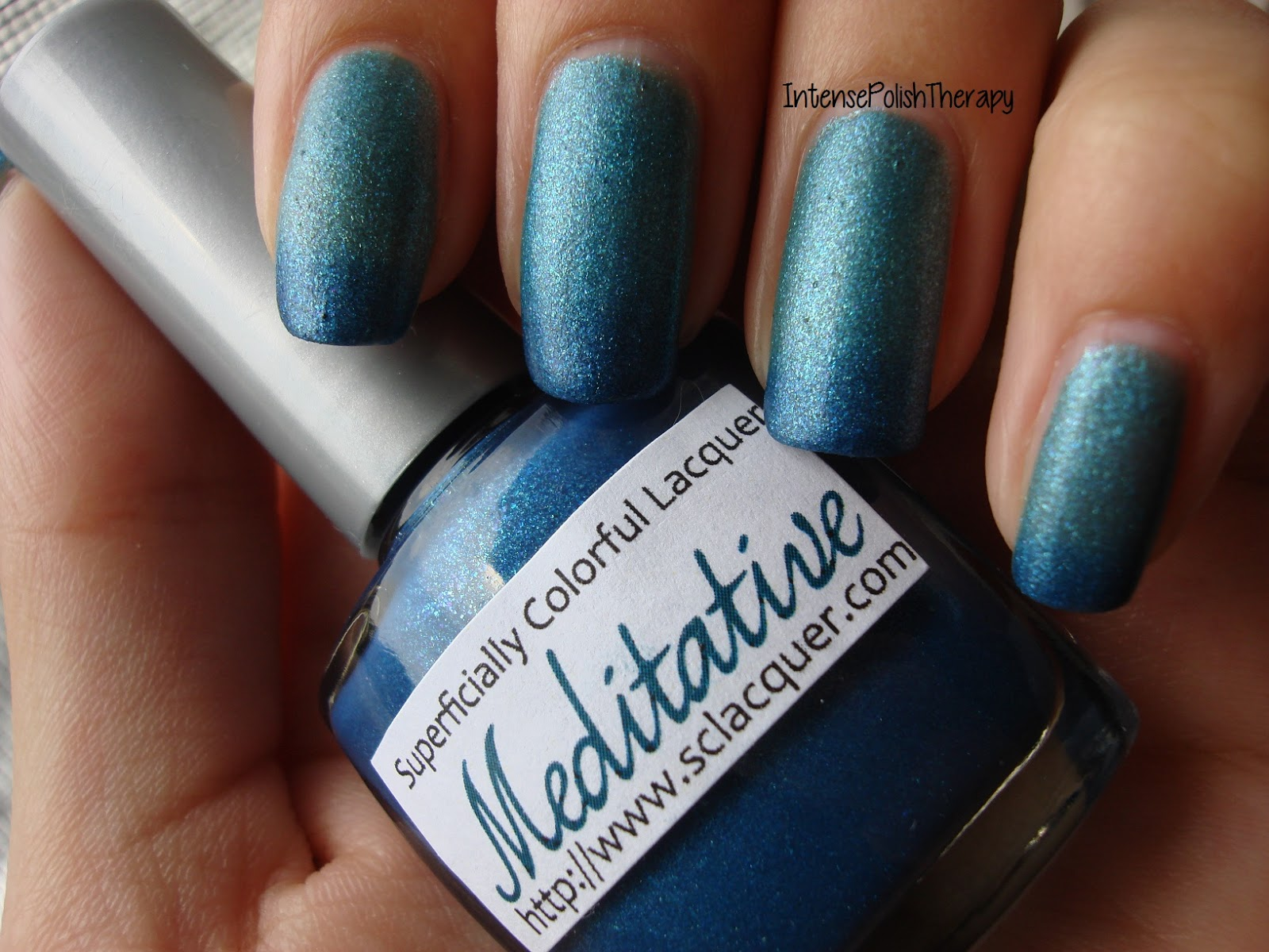 Superficially Colorful Lacquer - Meditative Matte