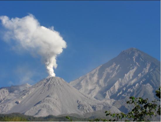 volcanoes in guatemala