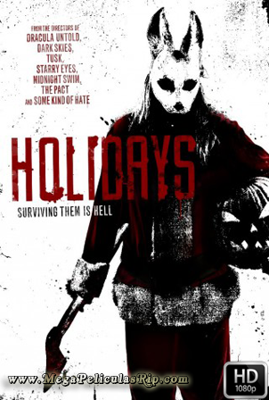 Holidays [1080p] [Latino-Ingles] [MEGA]