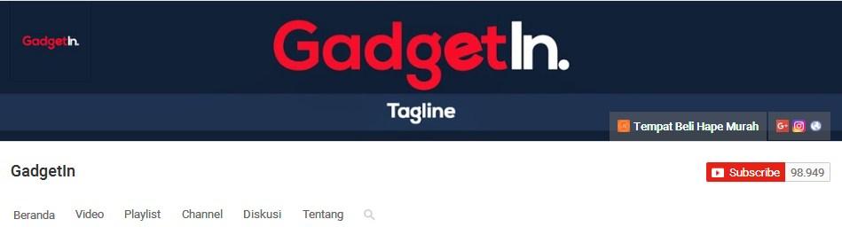 Channel Reviewer Gadget Terbaik di YouTube Indonesia ...