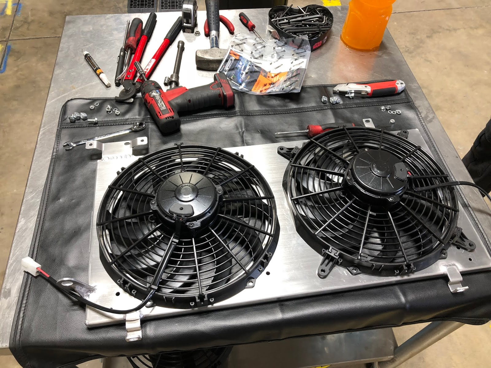 Circuit Motorsports: Flat-Out: Subaru WRX Cooling Mods - Upgraded