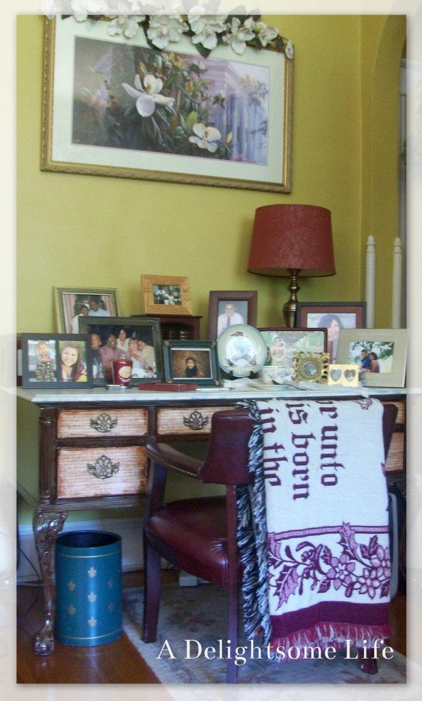 Updating Family Room