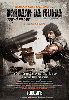 Dakuaan Da Munda 2018 Hindi Movie HDRip | 720p | 480p